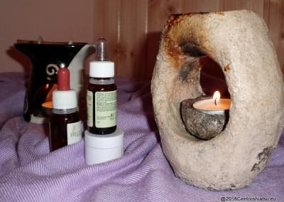 Aromaterapia per la famiglia